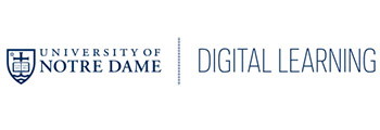 Notre Dame Digital Learning